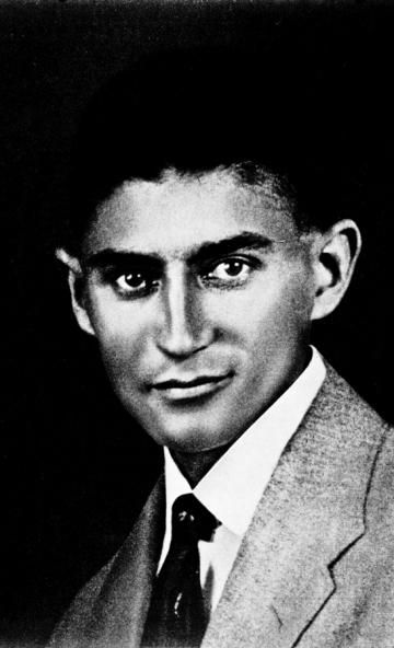 Franz Kafka, Source: Czeskie Centrum / České centrum Praha