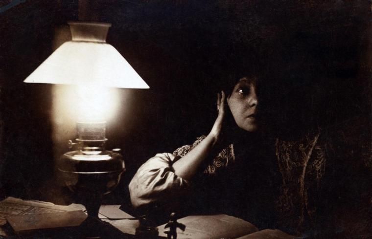 Gabriela Zapolska, 1882, fot. Muzeum Literatury/East News