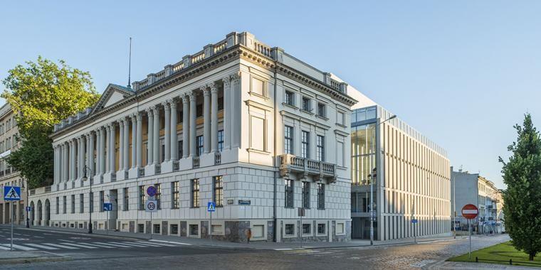 JEMS Architekci, Biblioteka Raczyńskich 2013, fot. Juliusz Sokołowski