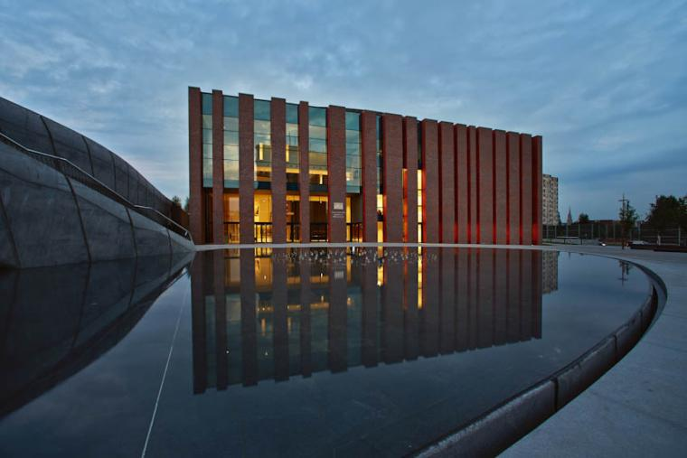 Siedziba NOSPR projektu studia architektonicznego Konior, fot. Bartek Barczyk / materiały promocyjne NOSPR