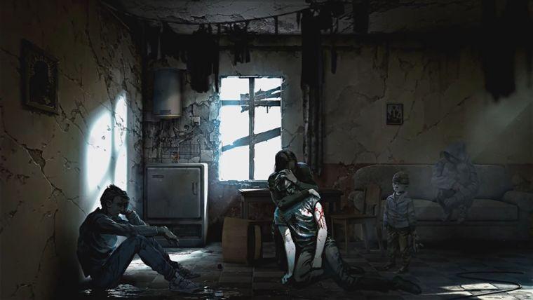 """Kadr z gry """"This War of Mine"""", fot. materiały promocyjne"""