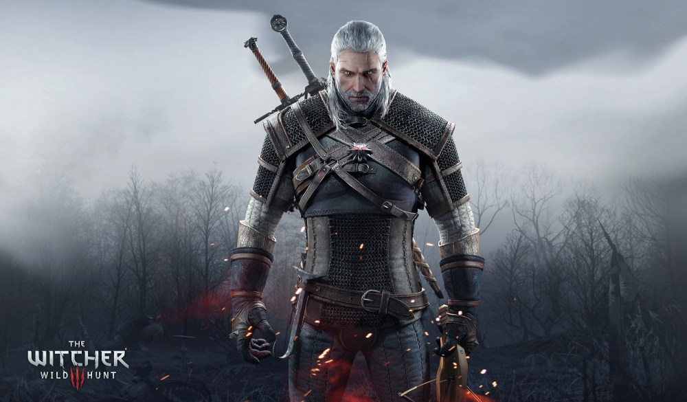 Game art from The Witcher 3, photo: promo materials