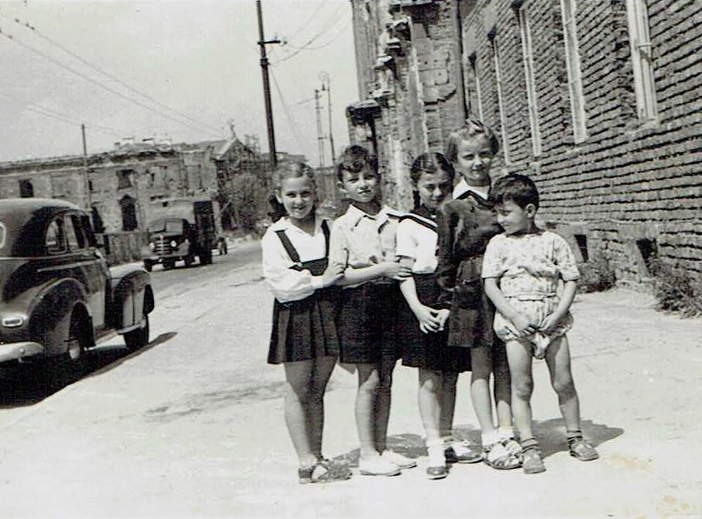 Первый день в школе в Варшаве, Медовая улица, д. 22, фото предоставлено организатором