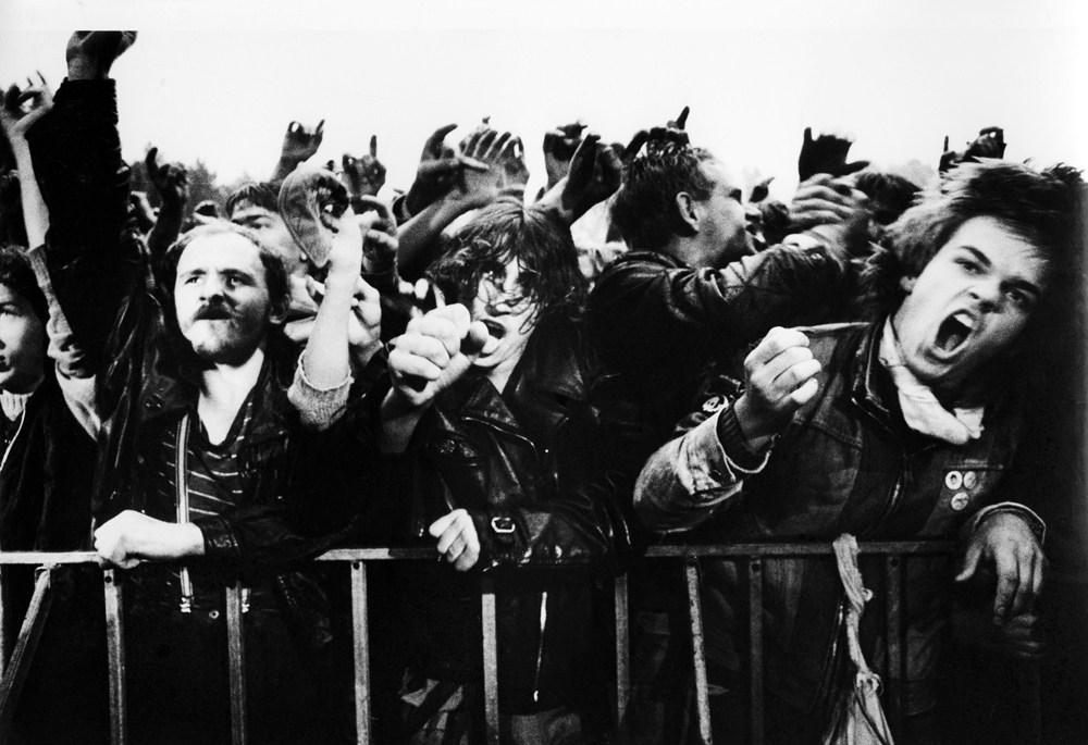 Jarocin, lata 80., fot. Robert Król/Reporter/East News