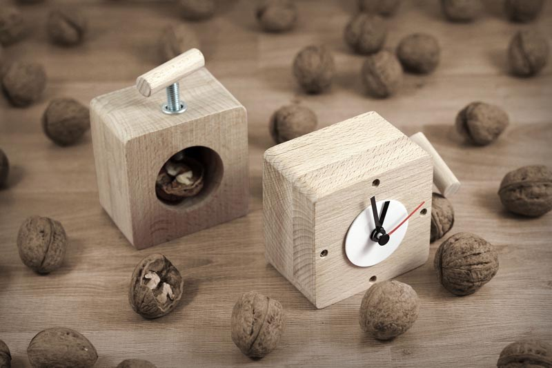 "Must Have, ""The Vice"" Clocks Collection, projekt: Bartosz Mucha, producent: Poorex, fot. Łódź Design Festival 2015"
