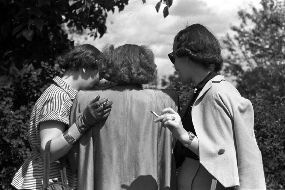Wojciech Zamecznik, 1951, fot. archiwum Fundacji Archeologii Fotografii
