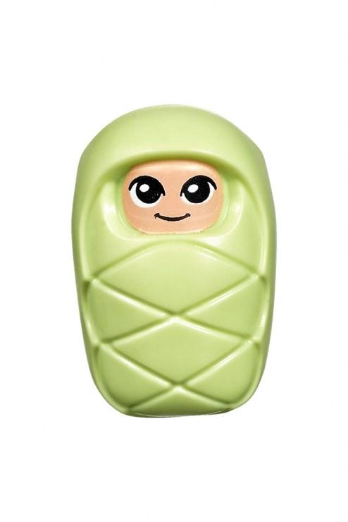 """""""Baby Ola"""", Figurka Lego z zestawu 41318 Heartlake Hospital, nazwana na cześć projektantki tego zestawu – Oli Mireckiej"""