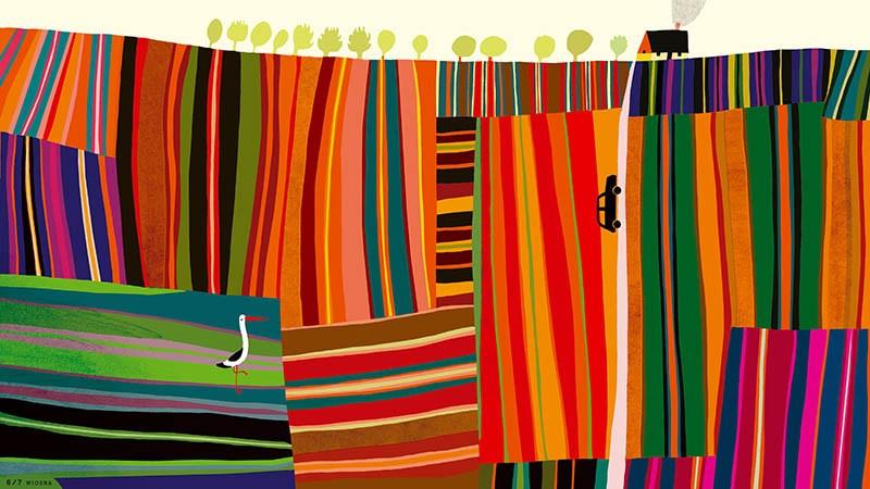 Марианна Оклеяк, «Чудеса в решете. Польский фольклор для самых маленьких и постарше», издательство Egmont