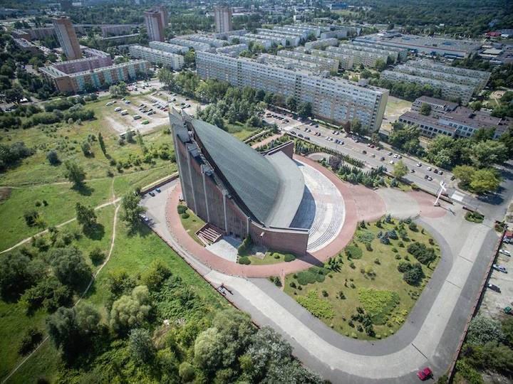 Костел Посещения Пресвятой Девы Марии в Познани, фото: Игорь Снопек