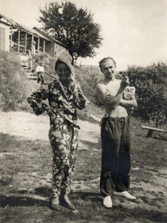 Zuzanna Ginczanka, 1933, Nowy Staw, photo: Muzeum Literatury / East News