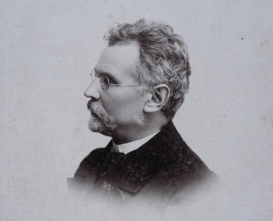Portret Bolesława Prusa, 1895, fot. Edward Troczewski, Warszawa/Cyfrowa Biblioteka Narodowa Polona