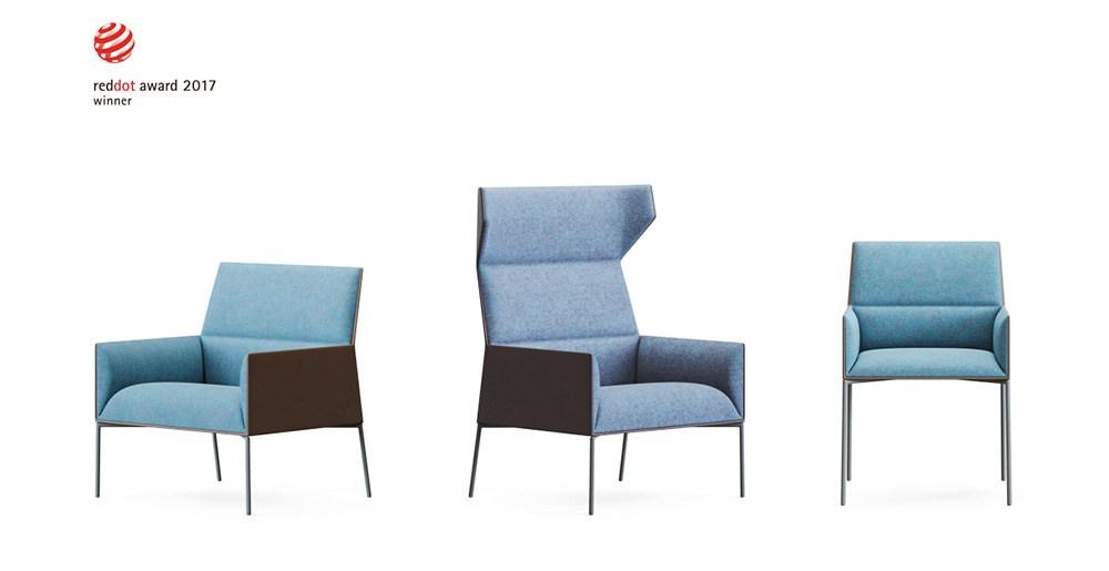 "Kolekcja mebli ""Chic Air"" marki Profim, projekt: Agence Christophe Pillet, fot. materiały prasowe producenta"