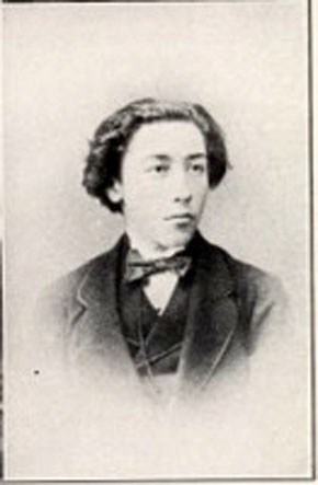 Joseph Conrad, around 1874