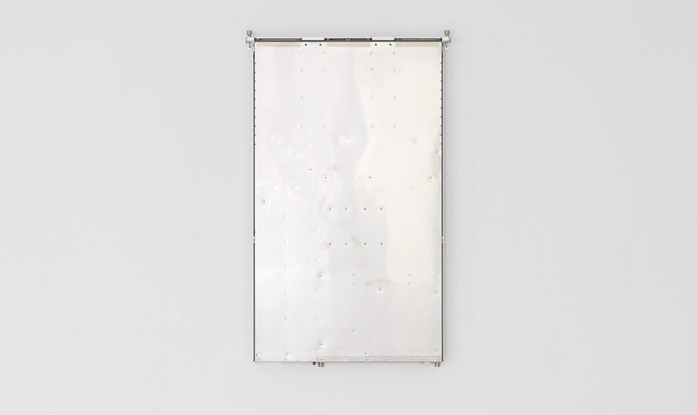 """Daniel Koniusz, """"Untitled (score 1)"""", 2017, fot. dzięki uprzejmości galerii Wschód"""