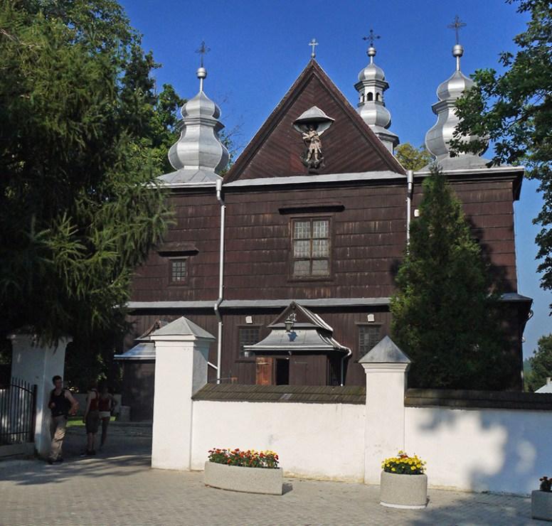 Kościół św. Michała Archanioła w Szalowej, fot. Dawid Lasociński / Forum