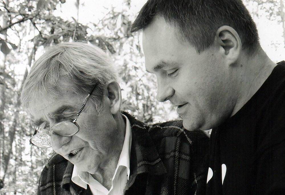 Eugeniusz Rudnik & Bolesław Błaszczyk, Otwock, 2013, photo: courtesy of the artist