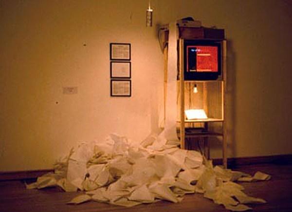 Wojciech Bruszewski, Sonnets 1996, photo: courtesy of the artist