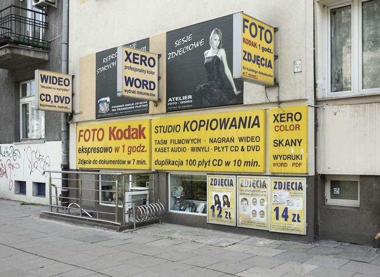 """""""Fotograf Warszawski"""", fot. Antonina Gugała, dzięki uprzejmości autorki"""