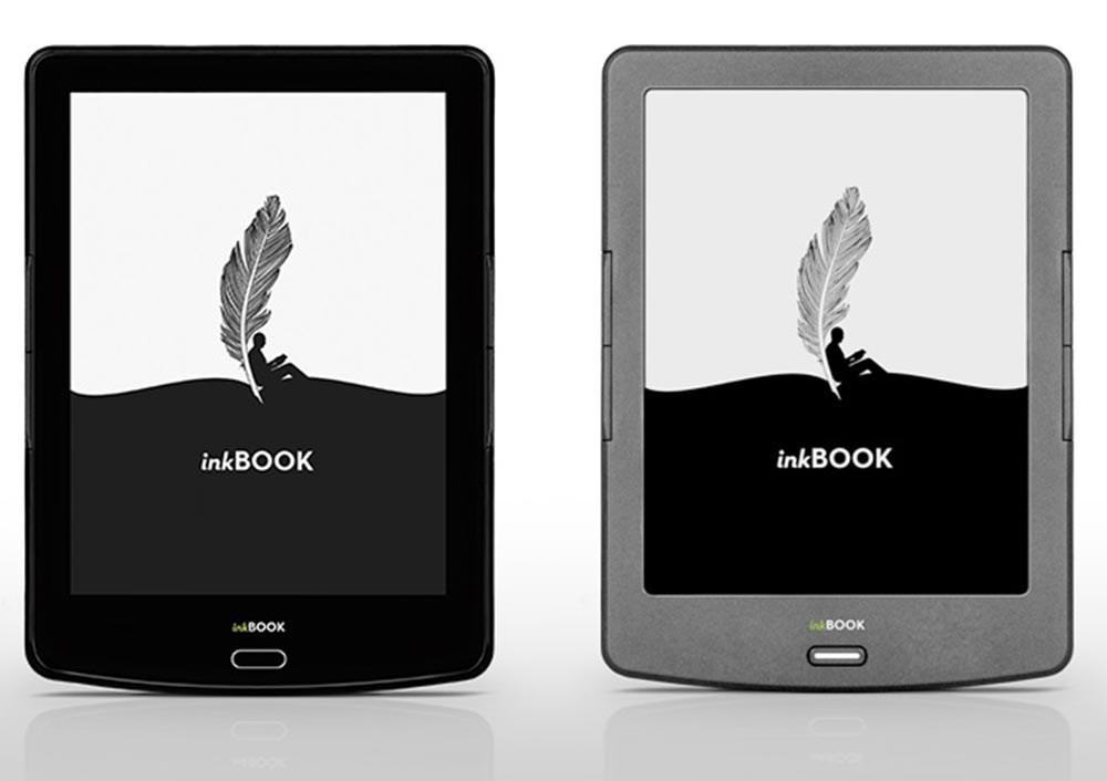 "Czytnik ebooków ""inkBOOK"", producent: Arta Tech, projekt: Arta Tech, id group, fot. materiały prasowe producenta"