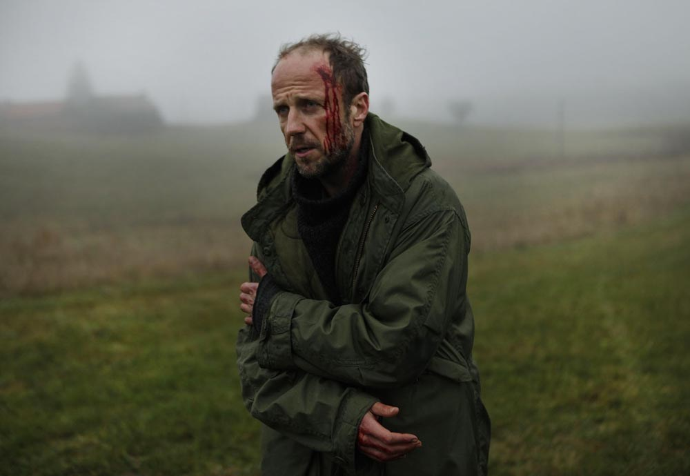 Łukasz Simlat in Jeziorak directed by Michał Otłowski, photo: Phoenix Film