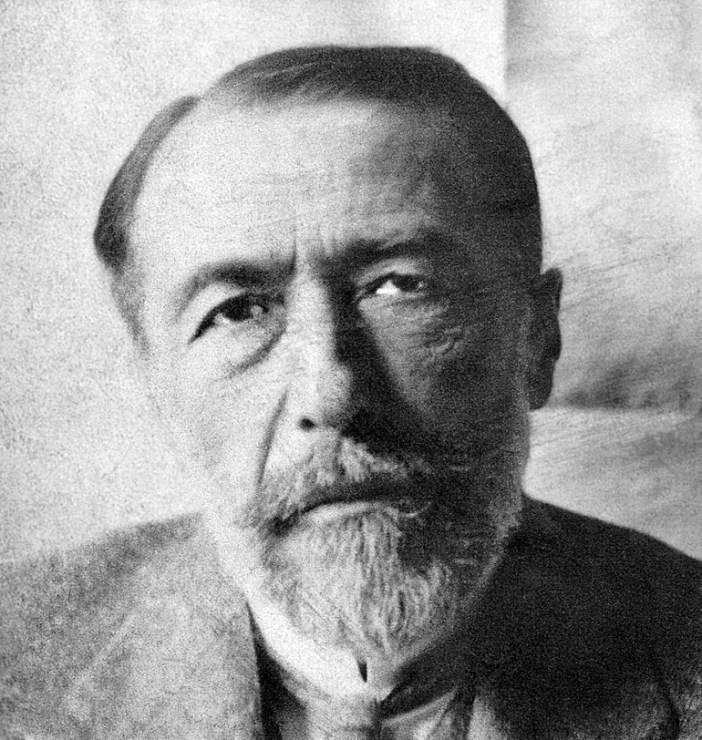 Joseph Conrad, rep. Marek Skorupski/Forum