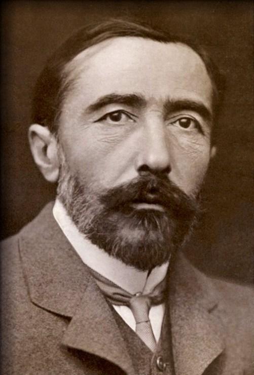 Joseph Conrad, photo: Wikipedia