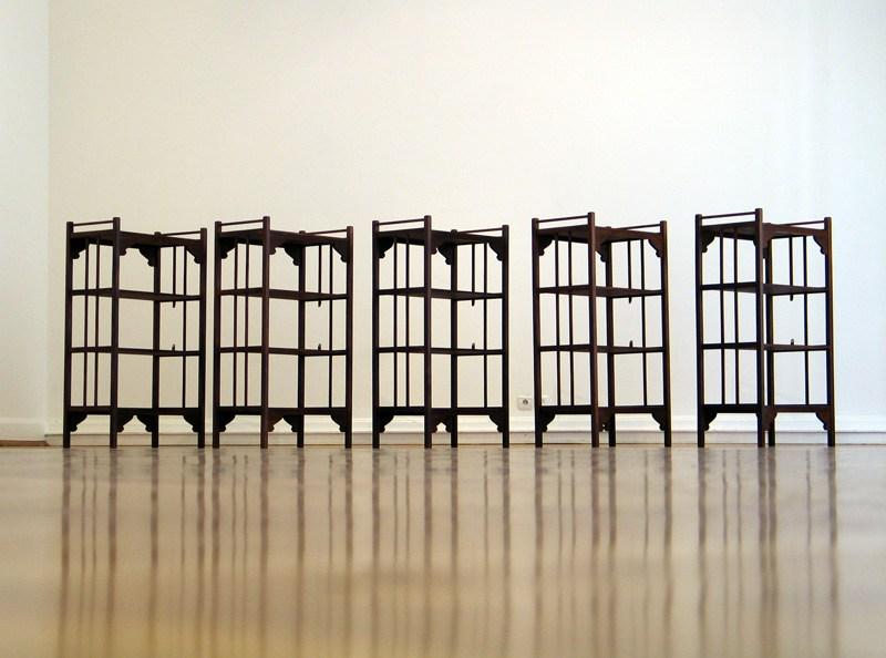 """Rafał Bujnowski, """"Last Saved"""", 2004, fot. dzięki uprzejmości Galerii Raster"""
