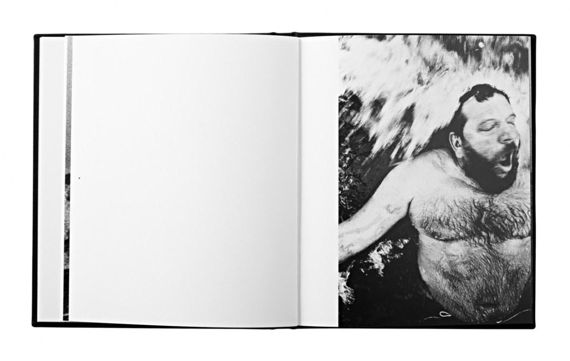 Inside Mateusz Sarełło's book Swell, photo: courtesy of the author