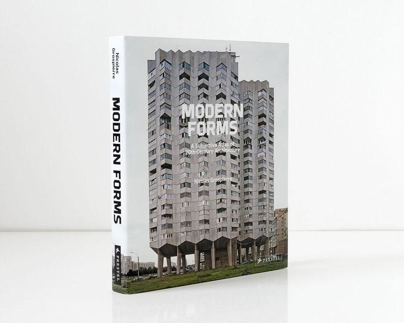 """Nicolas Grospierre, """"Modern Forms"""", 2016, wyd. Prestel, fot. Nicolas Grospierre, dzięki uprzejmości autora"""