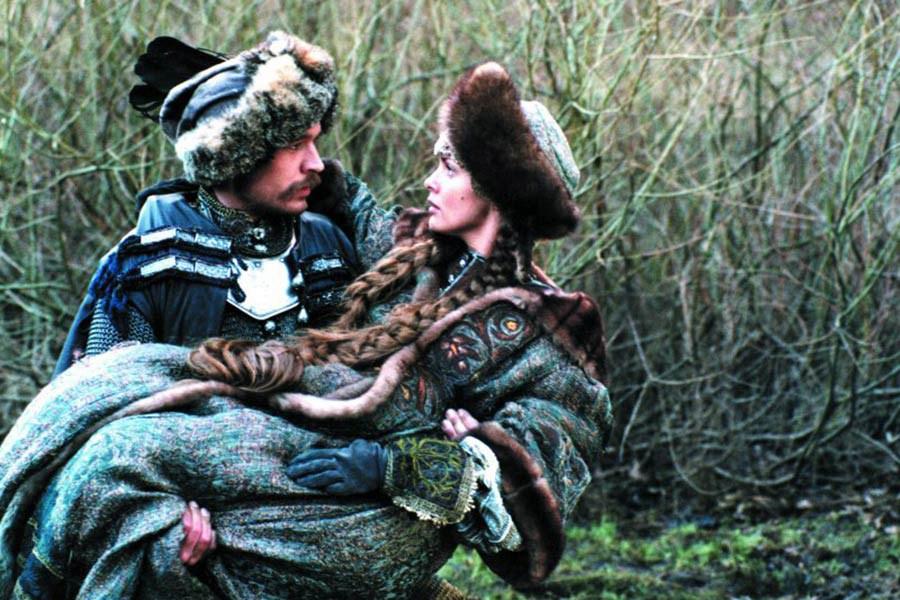 """Kadr z filmu """"Ogniem i mieczem"""" w reżyserii Jerzego Hoffmana, 1999, fot. materiały promocyjne dystrybutora"""