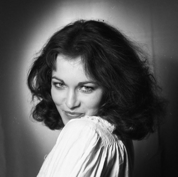 Joanna Pacuła, 1978, photo: Jerzy Kośnik/Forum