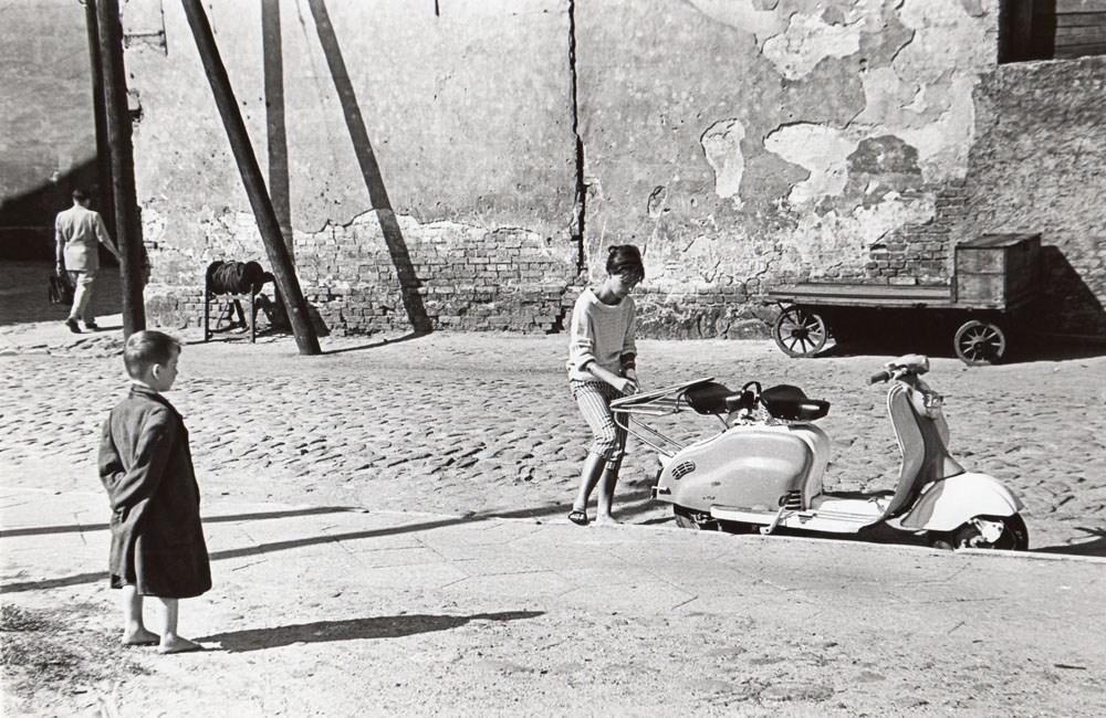 """fot. Tadeusz Rolke, """"Blanka"""", dzięki uprzejmości Galerii Asymetria"""