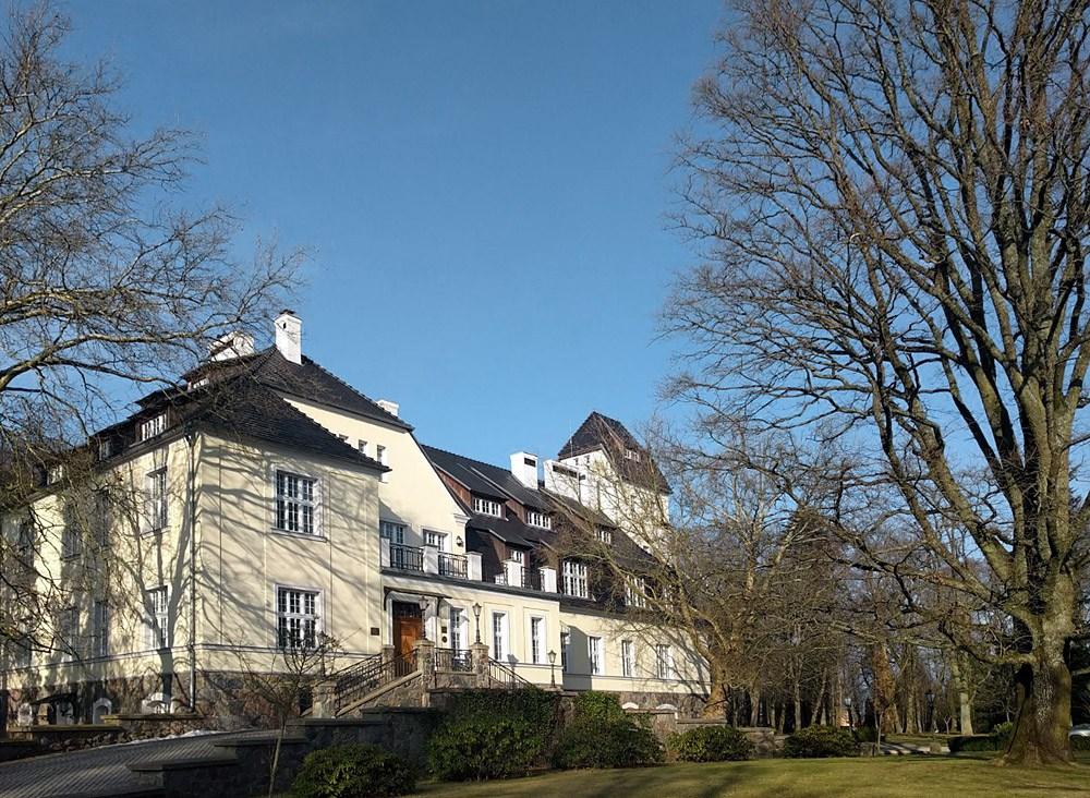 Pałac Ciekocinko in Łeba, photo: Mr & Mrs Go Far
