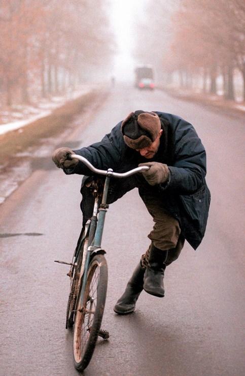 Трасса Седльце–Варшава, 1997 год. Фото: Кшиштоф Миллер / AG