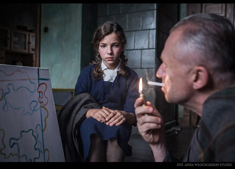 """""""Powidoki"""" w reżyserii Andrzeja Wajdy, fot. Anna Włoch/Akson Studio, materiały promocyjne"""