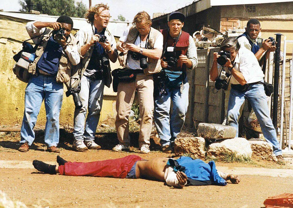 Johannesburg, Republic of South Africa, 19.04.1994, photo: Krzysztof Miller / Agencja Gazeta