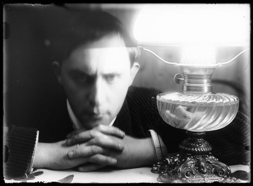 Станислав Игнаций Виткевич (Виткаций), «Коллапс у лампы», 1913, фото: Татранский музей в Закопане