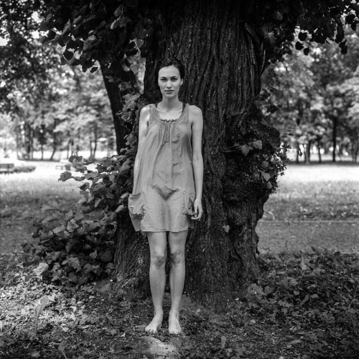 """""""ROLKE"""", zdjęcie z albumu wydawnictwa Bosz, fot. Tadeusz Rolke"""