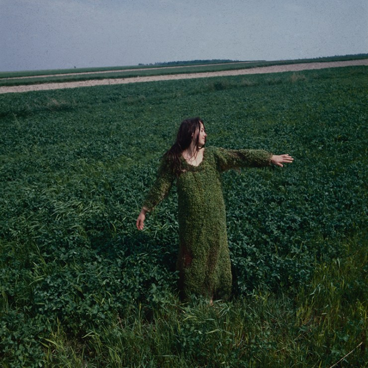 "Teresa Murak, ""Uciszająca burzę"", 1985/2016, fot. Maciej Musiał"