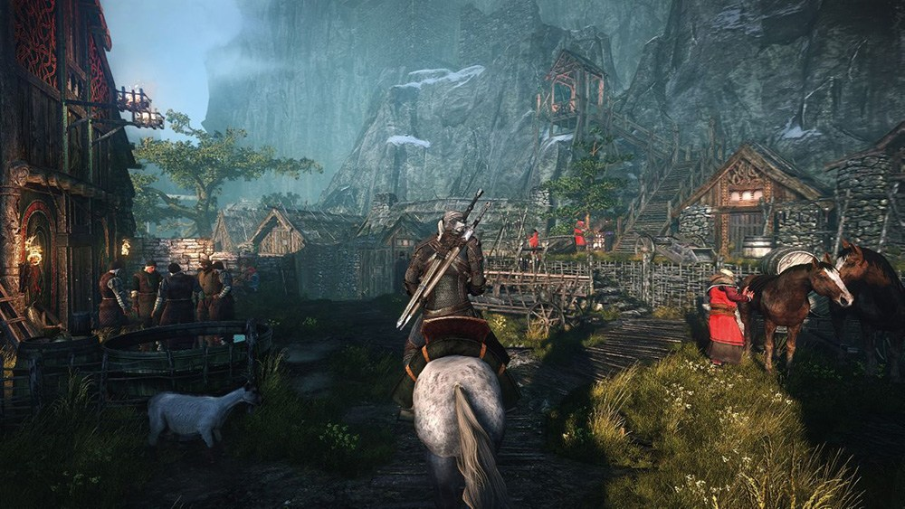 The Witcher 3: Wild Hunt, photo: promotional materials
