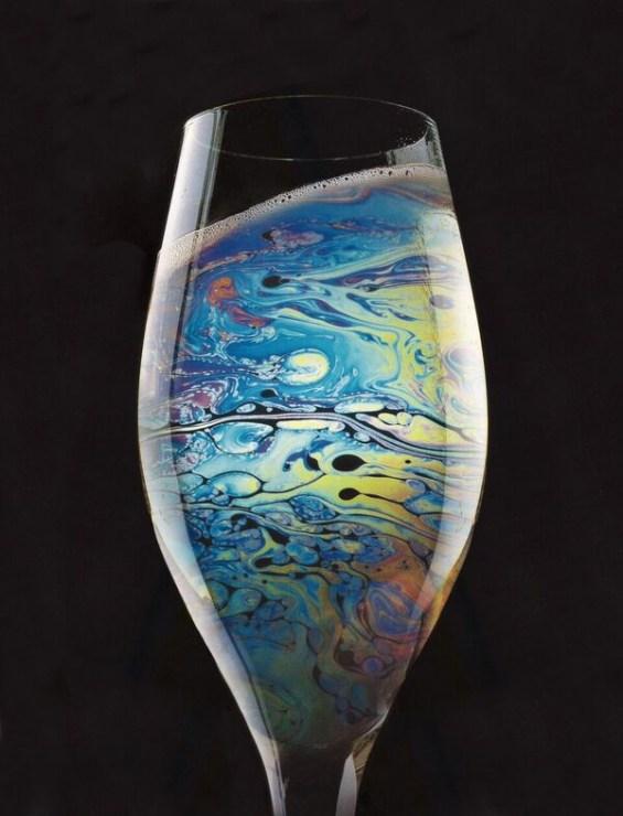 "Agnieszka Polska, ""The Glass of Petrol"", 2015, photo: press materials of the Gwangju Biennale Foundation"