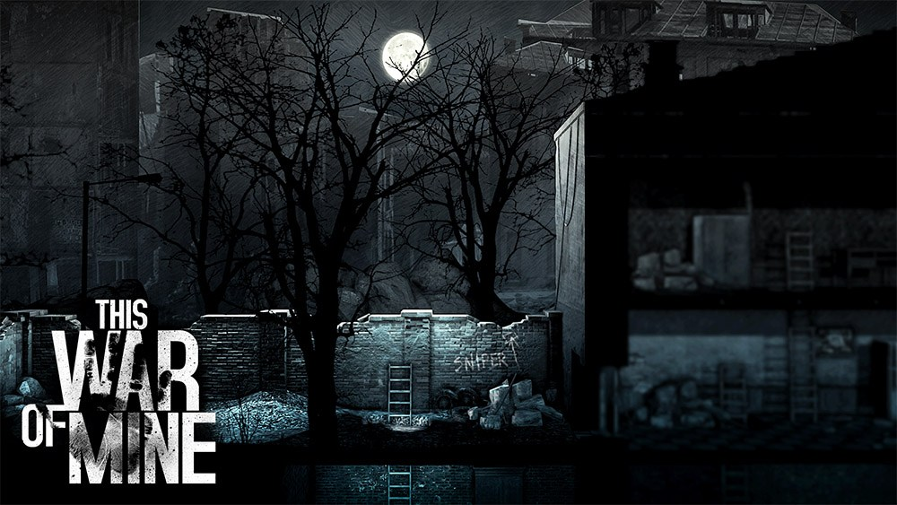"""This War of Mine"", fot. materiały promocyjne"