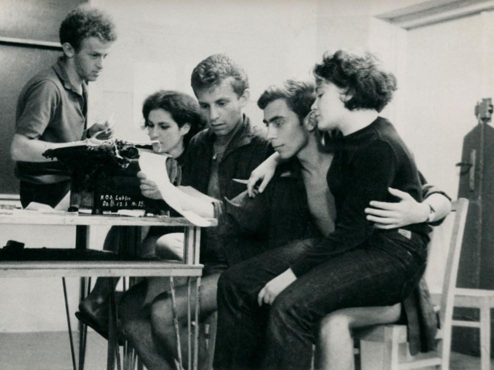 """Praca z wystawy """"Album rodzinny. Zdjęcia, które Żydzi zabrali ze sobą"""", fot. dzięki uprzejmości organizatora"""