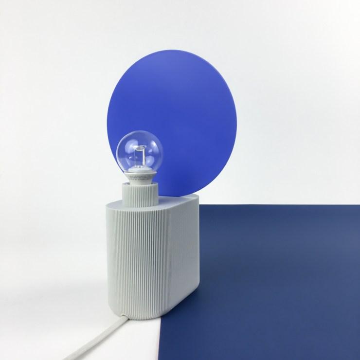 "UAU Project, ""Neptune Lamp"", 2017, fot. materiały IAM"