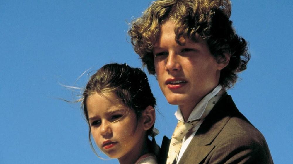 """Kadr z filmu """"W pustyni i w puszczy"""" w reżyserii Gavina Hooda, 2001, fot. materiały promocyjne dystrybutora"""