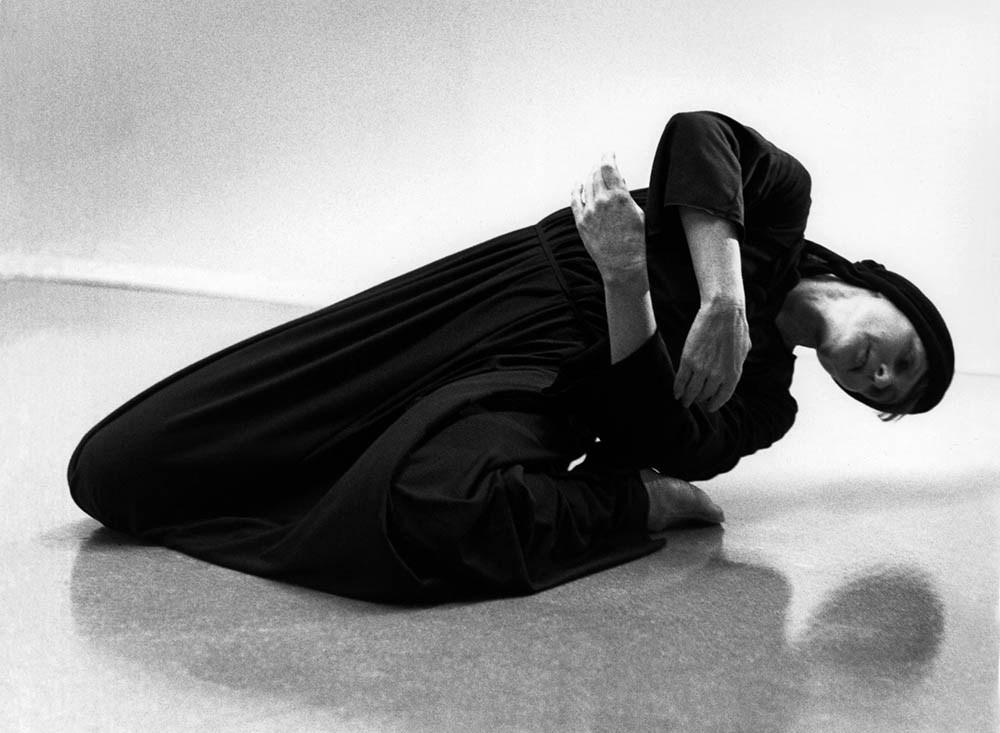 «Whatever Begins… albo Ends», хореография: Пола Ниренская, реконструкция: Рима Фабер, фото: Соня Эверетт