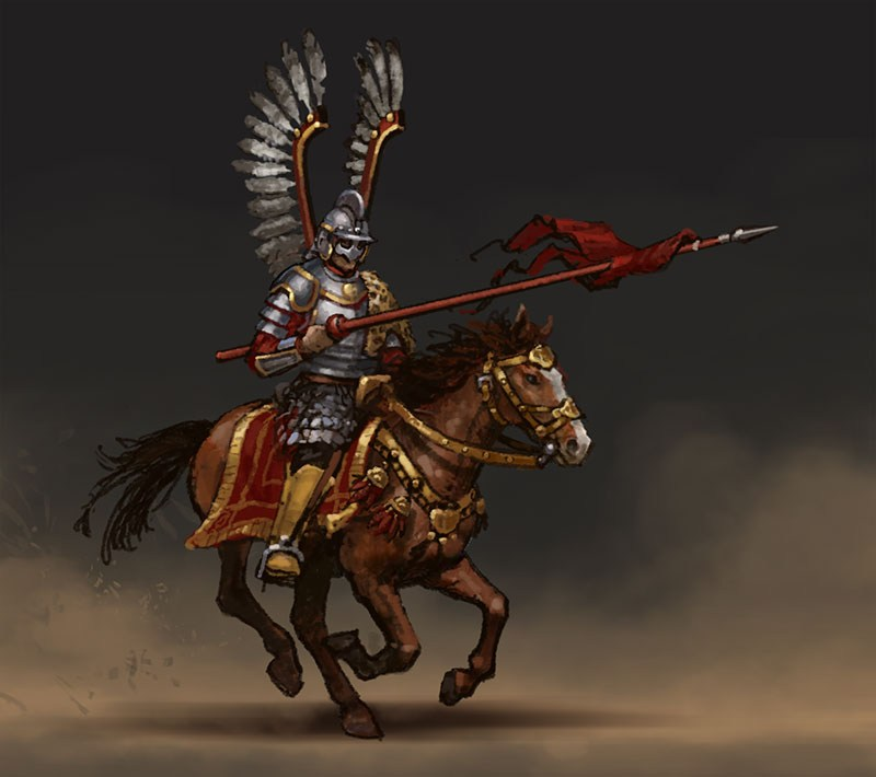 The Winged Husar in the video game Civilisation 6, photo: promo materials