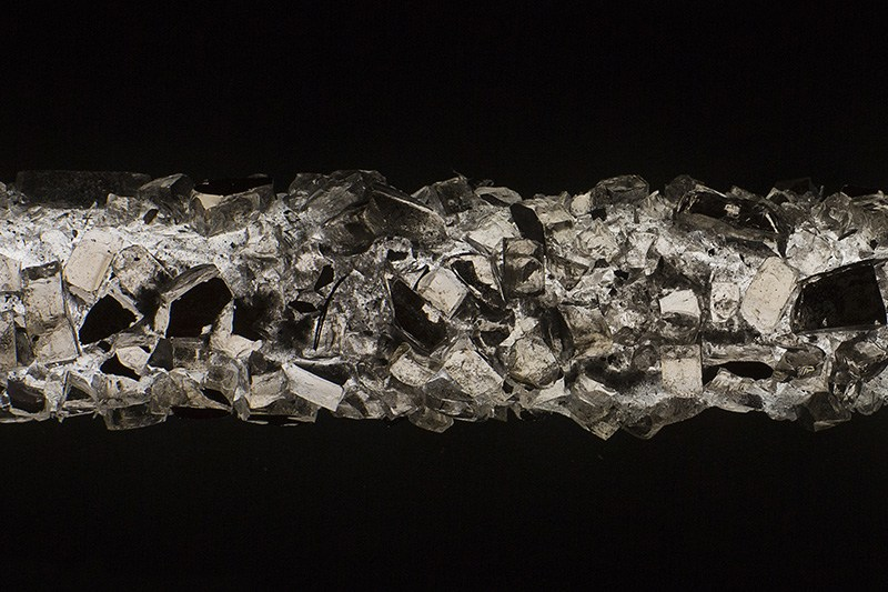 """Mateusz Choróbski, """"Zmierzch długiego dnia"""", 2016, fot. materiały prasowe WGW"""