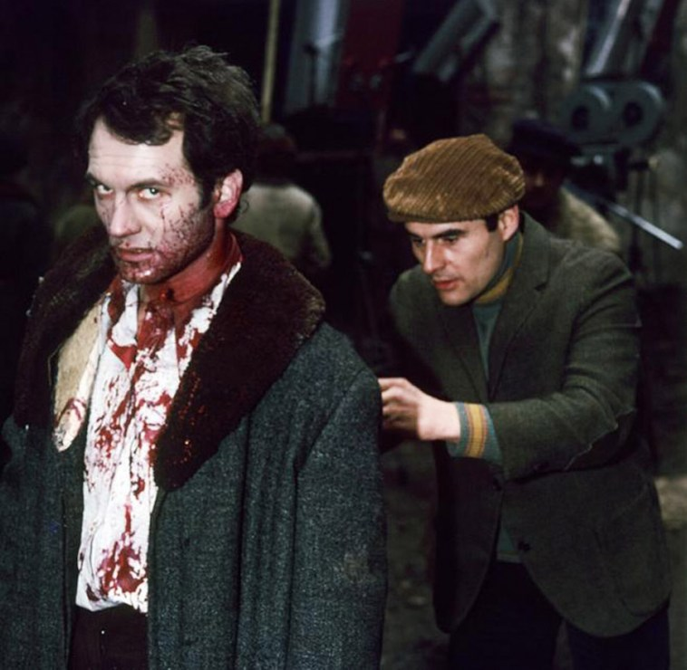 "Still from ""Third Part of the Night"", 1971. Featuring Krzysztof Fus and Andrzej Kotkowsk, Courtesy of Studio Filmowe Kadr/Filmoteka Narodowa/www.fototeka.fn.org.p"