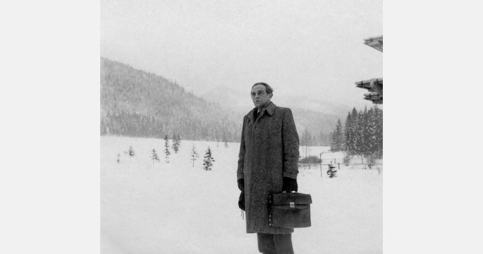 Константы Ильдефонс Галчинский, 1940-е годы, фото: Литературный музей / East News